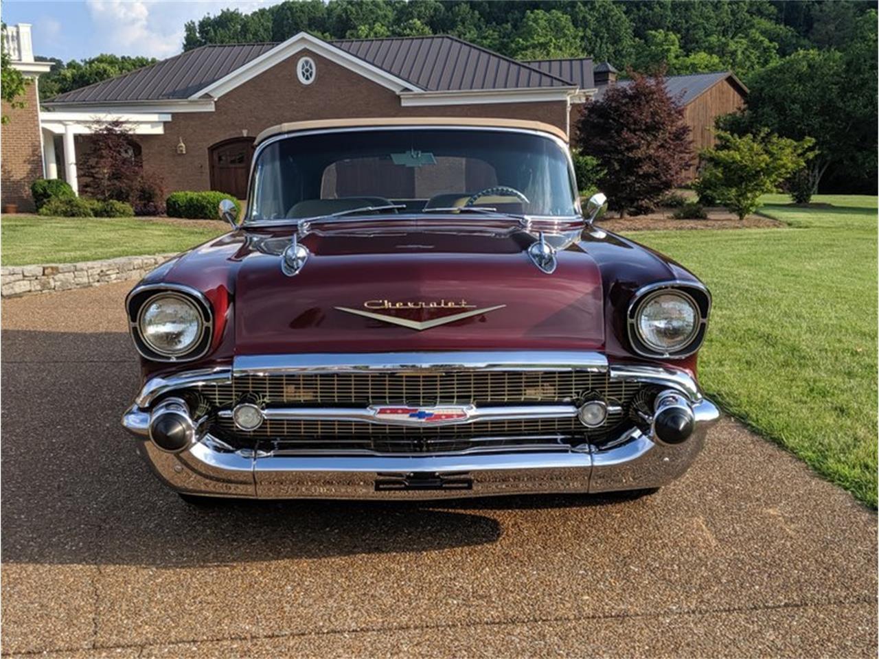 Large Picture of Classic 1957 Chevrolet Bel Air located in Greensboro North Carolina - QQAY