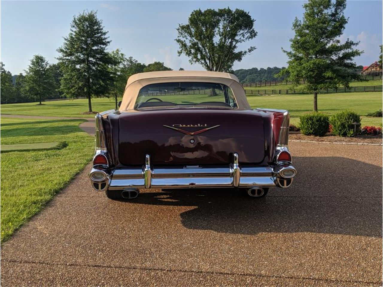 Large Picture of Classic 1957 Chevrolet Bel Air - QQAY