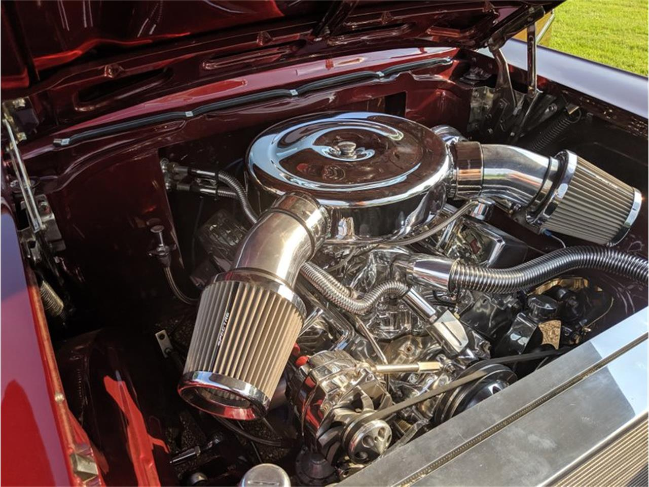 Large Picture of '57 Chevrolet Bel Air Offered by GAA Classic Cars Auctions - QQAY