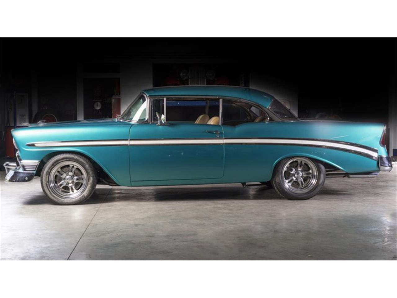 Large Picture of '56 Chevrolet Bel Air located in North Carolina - QQB0