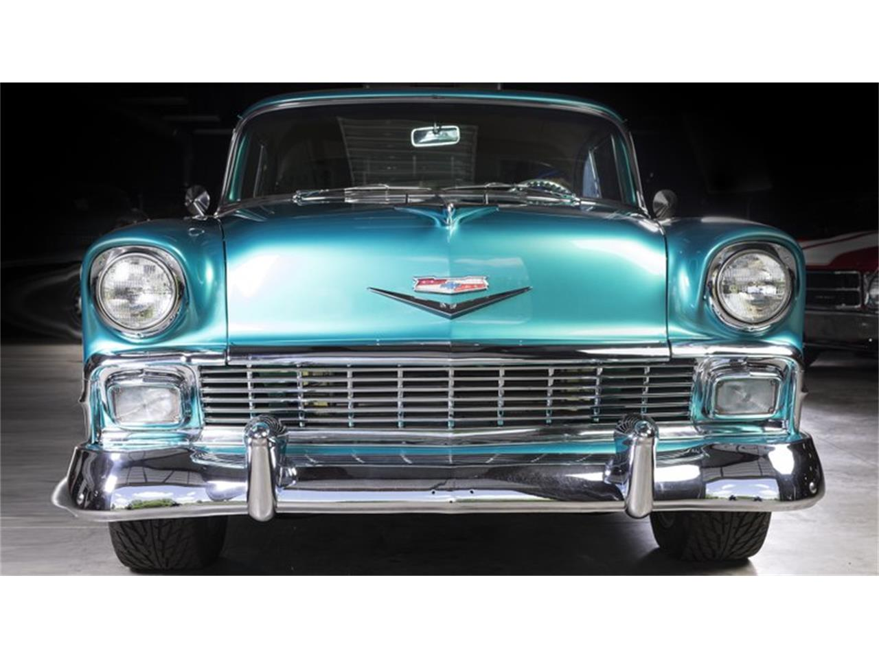 Large Picture of Classic '56 Chevrolet Bel Air - QQB0