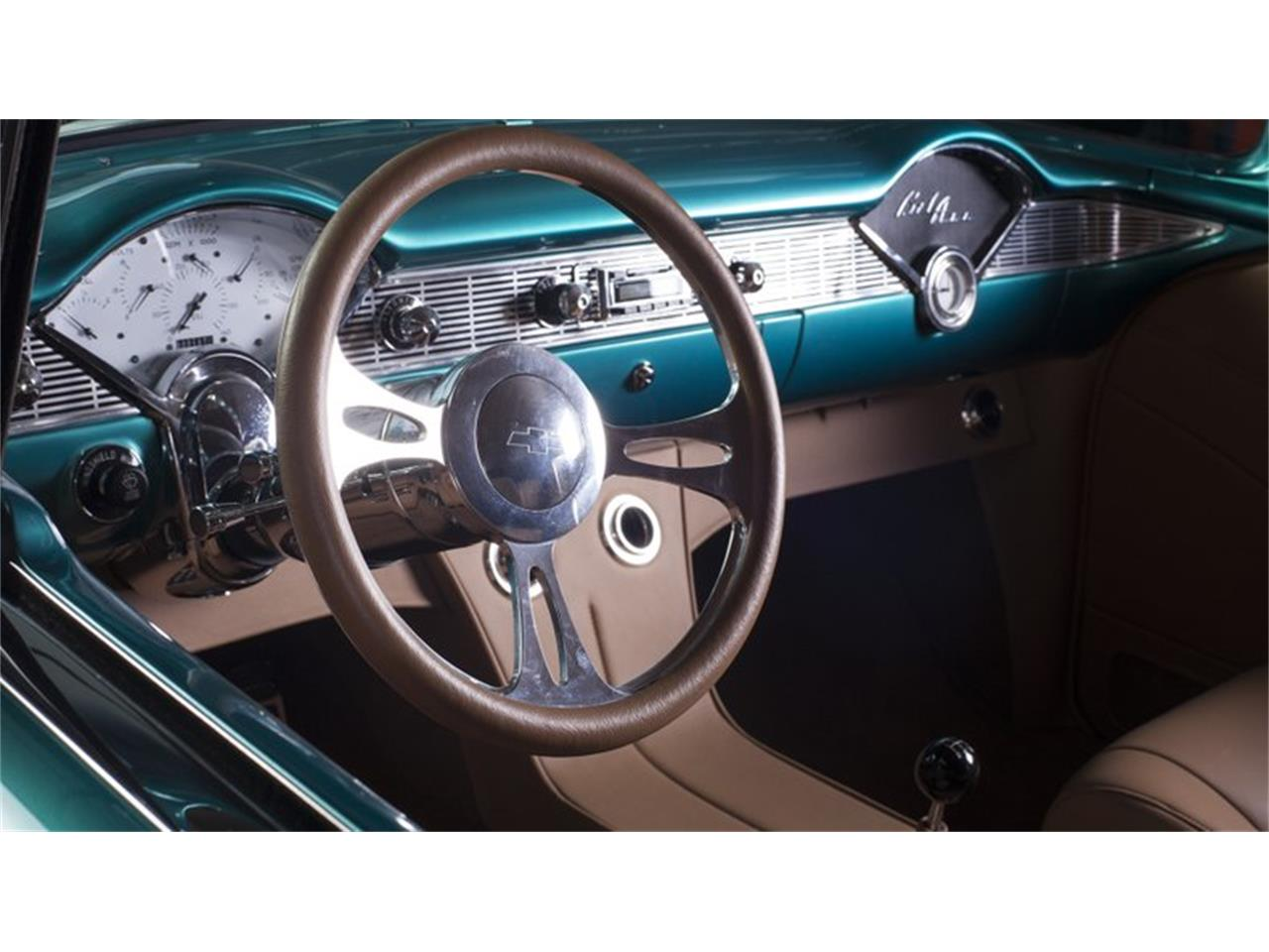 Large Picture of Classic 1956 Bel Air located in North Carolina Offered by GAA Classic Cars Auctions - QQB0