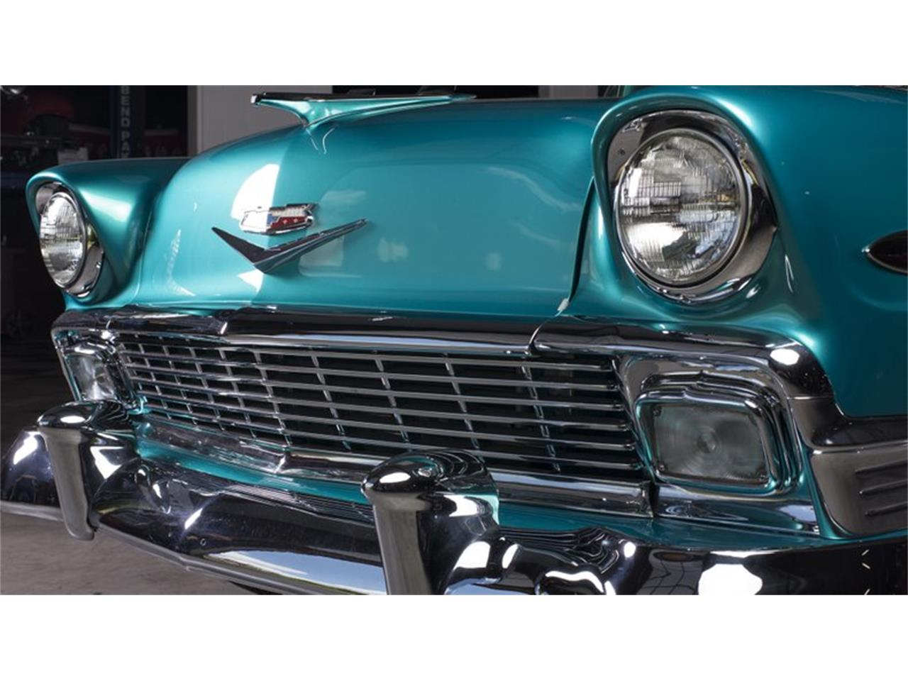 Large Picture of '56 Bel Air - QQB0