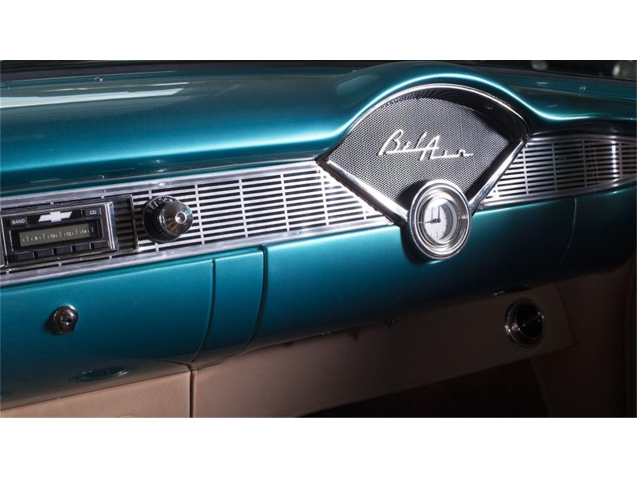 Large Picture of Classic 1956 Bel Air located in Greensboro North Carolina Auction Vehicle Offered by GAA Classic Cars Auctions - QQB0