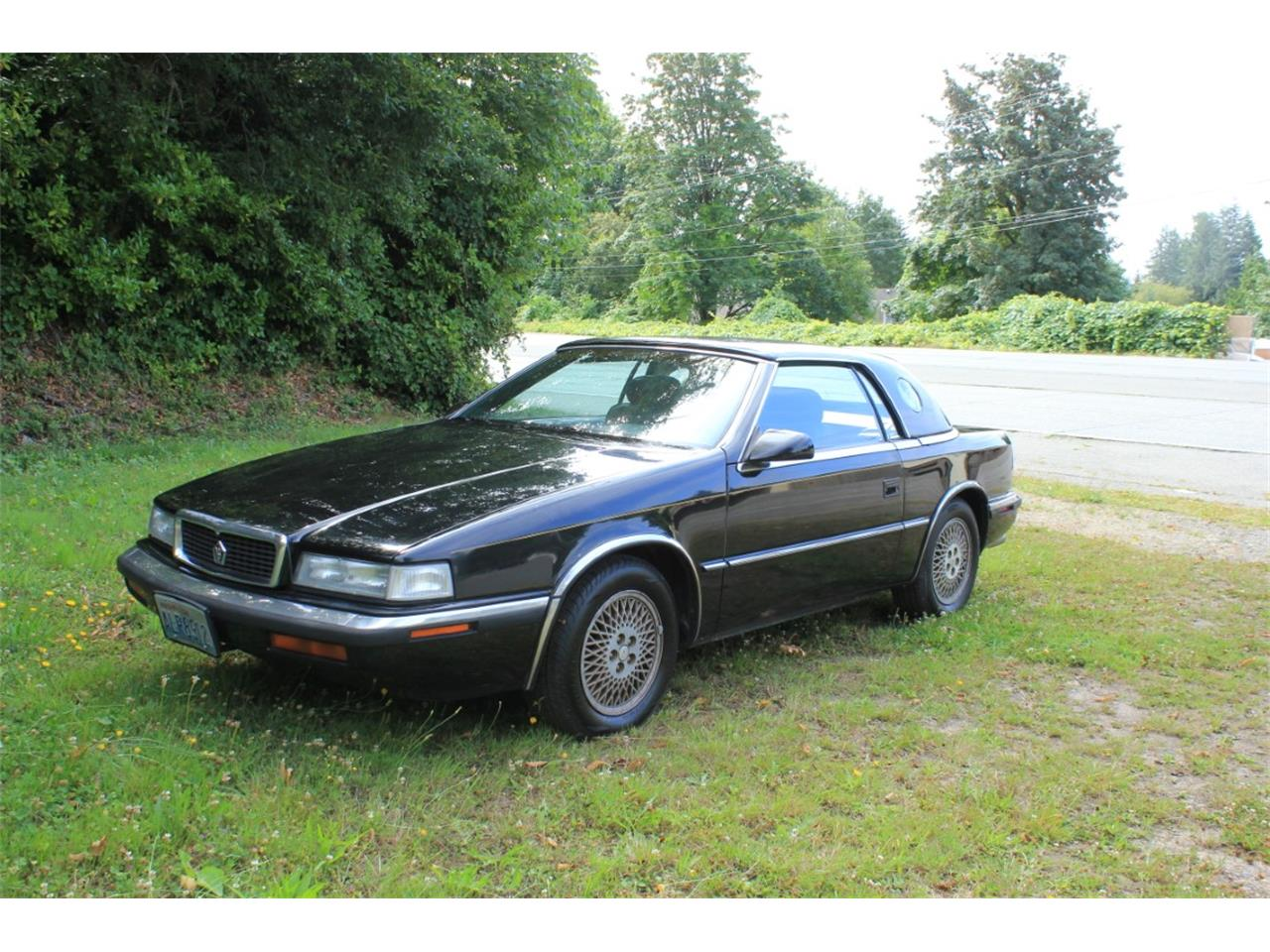 Large Picture of 1990 Chrysler TC by Maserati located in TACOMA Washington Auction Vehicle - QQBD