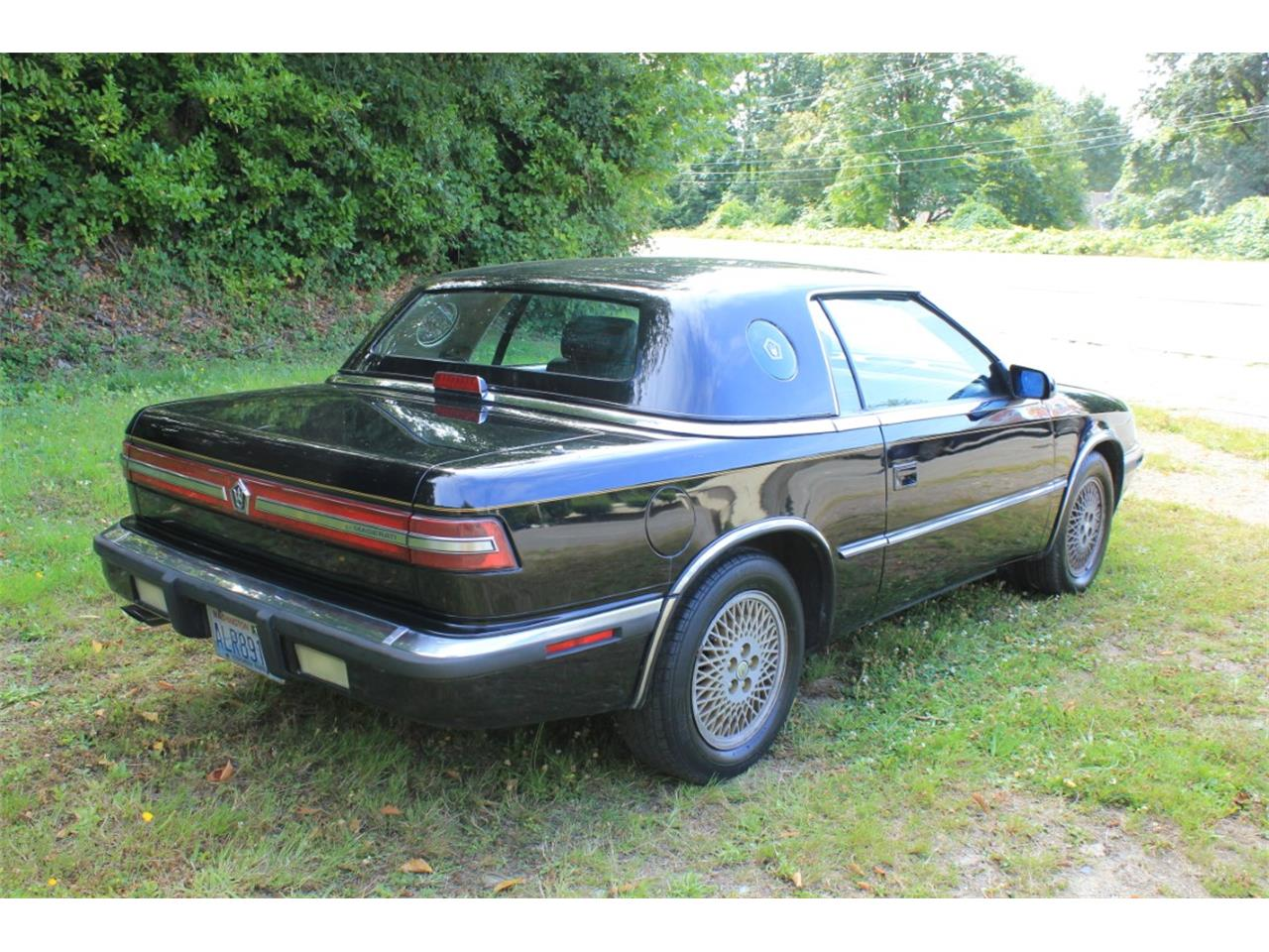 Large Picture of 1990 TC by Maserati located in Washington Auction Vehicle - QQBD