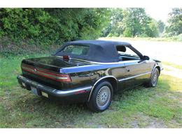 Picture of '90 Chrysler TC by Maserati located in TACOMA Washington Auction Vehicle Offered by Lucky Collector Car Auctions - QQBD