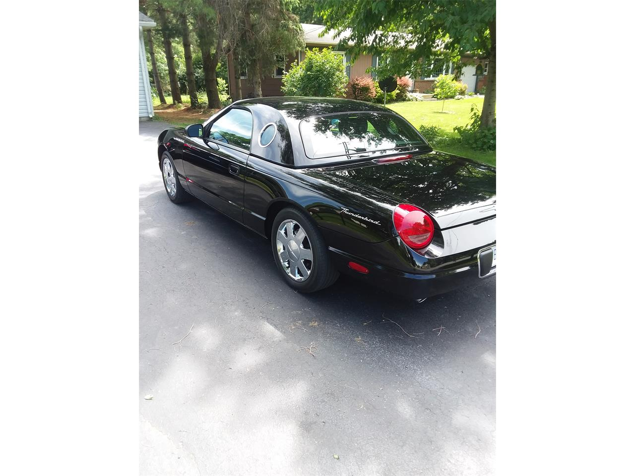 Large Picture of '02 Thunderbird - QLCE
