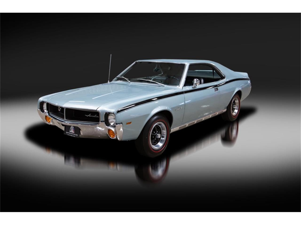 Large Picture of Classic '68 AMC Javelin located in Seekonk Massachusetts Auction Vehicle - QQC7