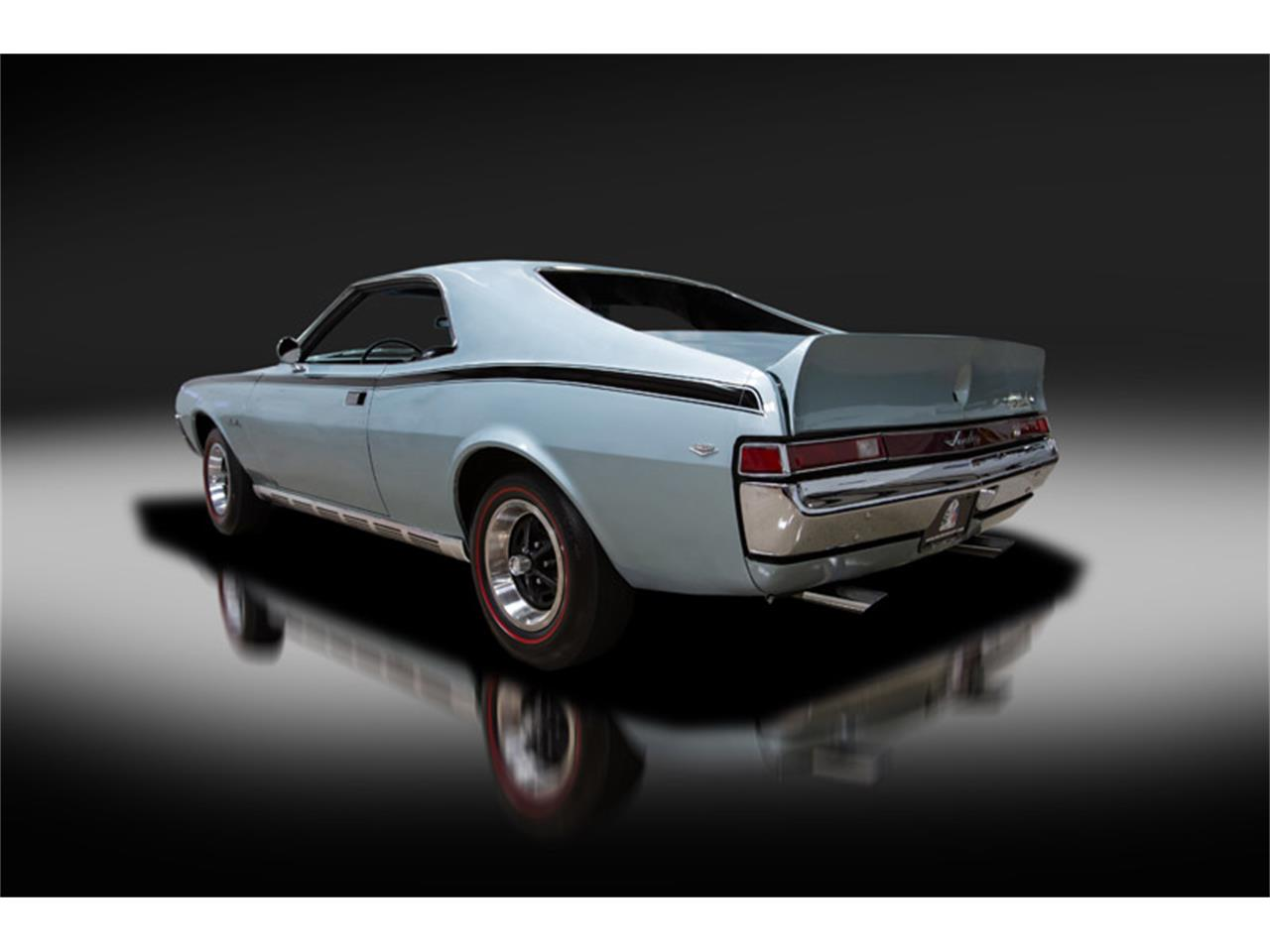 Large Picture of 1968 AMC Javelin located in Massachusetts - QQC7