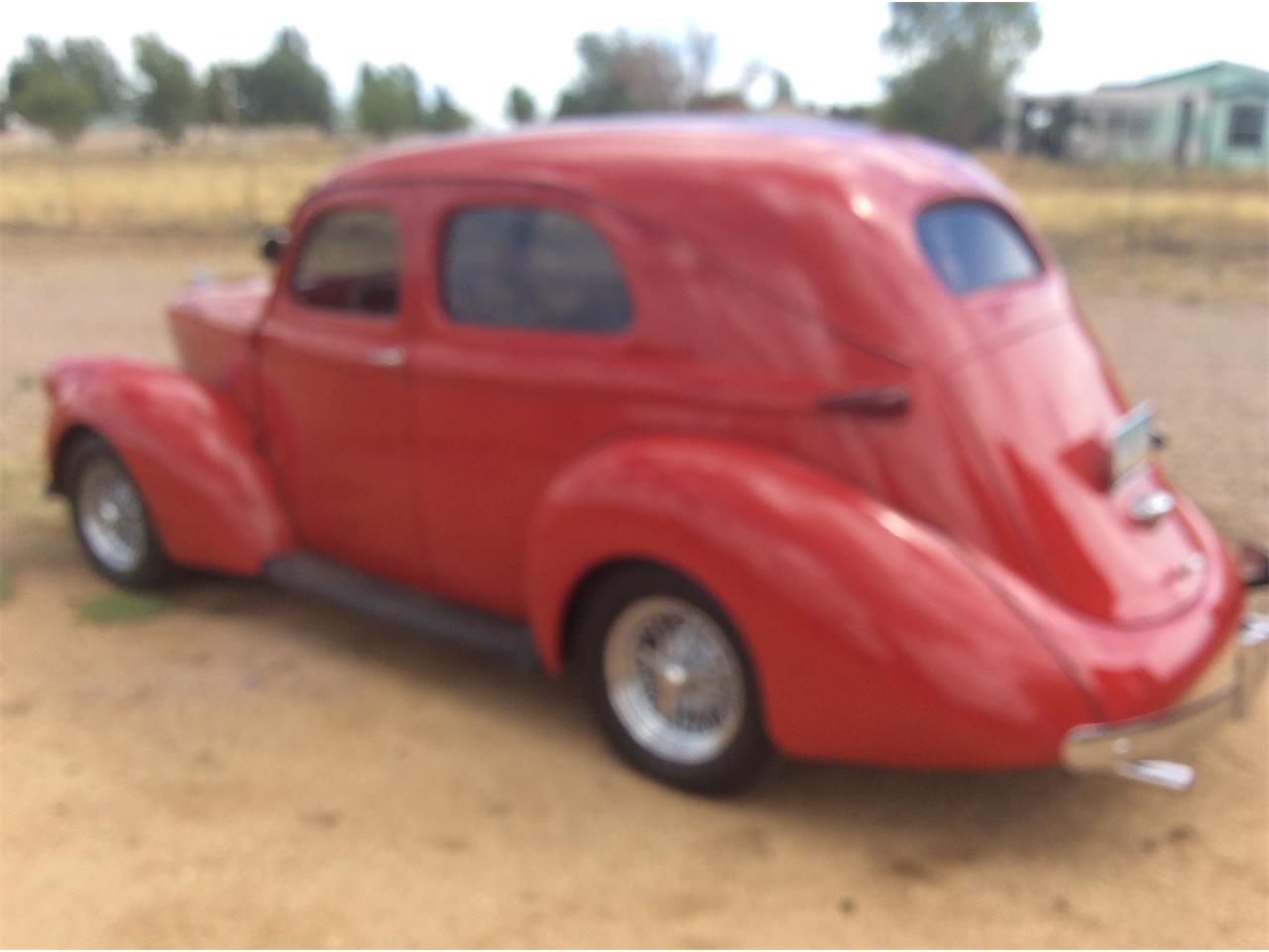 Large Picture of '39 Sedan - QQC9