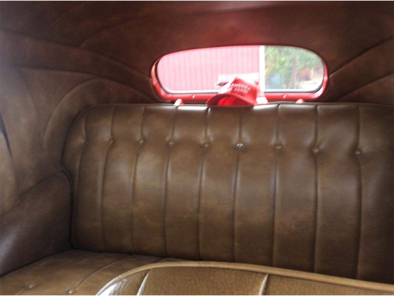 Large Picture of '39 Sedan - QQC9