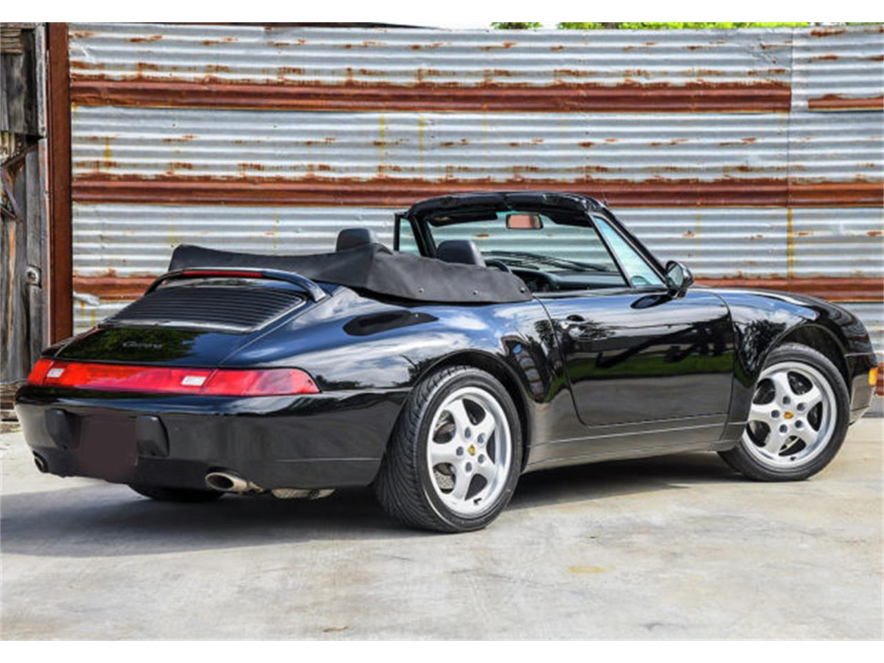 Large Picture of '95 Porsche 911 Carrera - $57,990.00 - QQCK