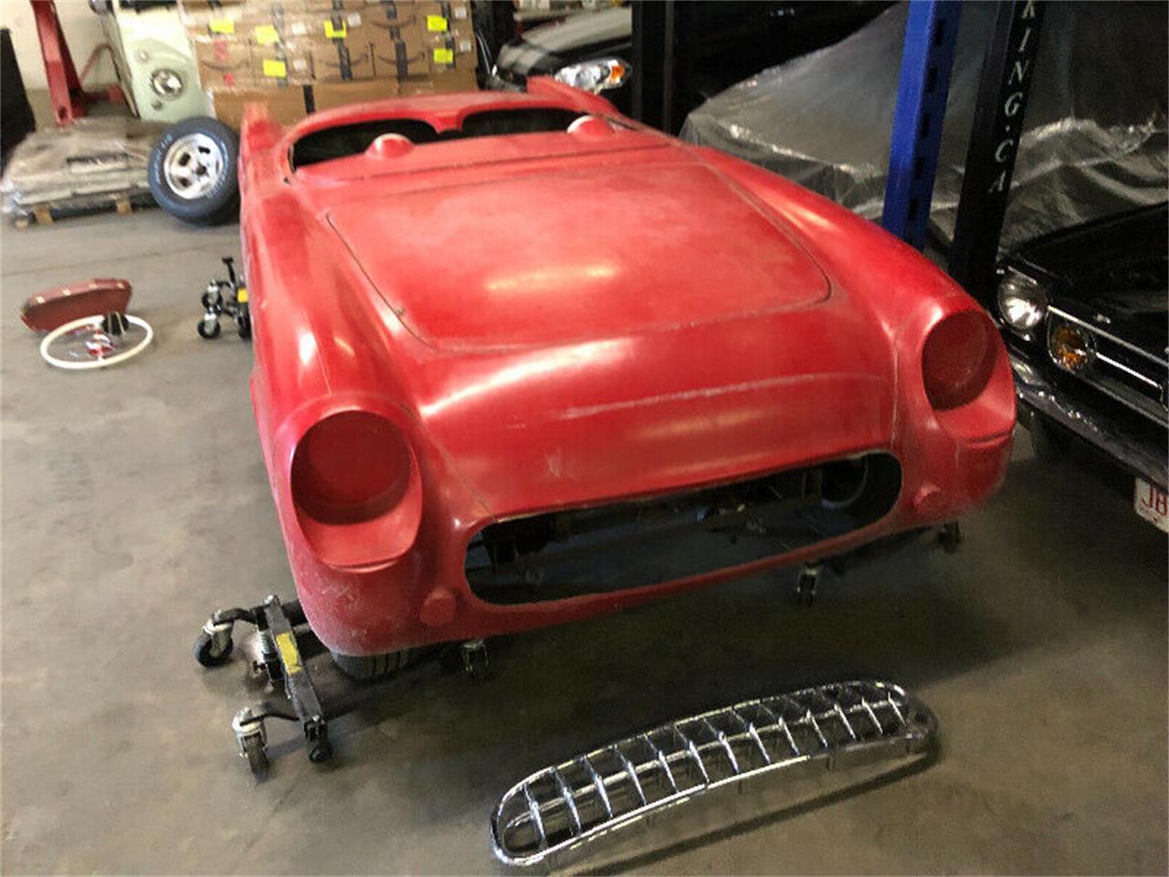 Large Picture of '53 Corvette - QQCL