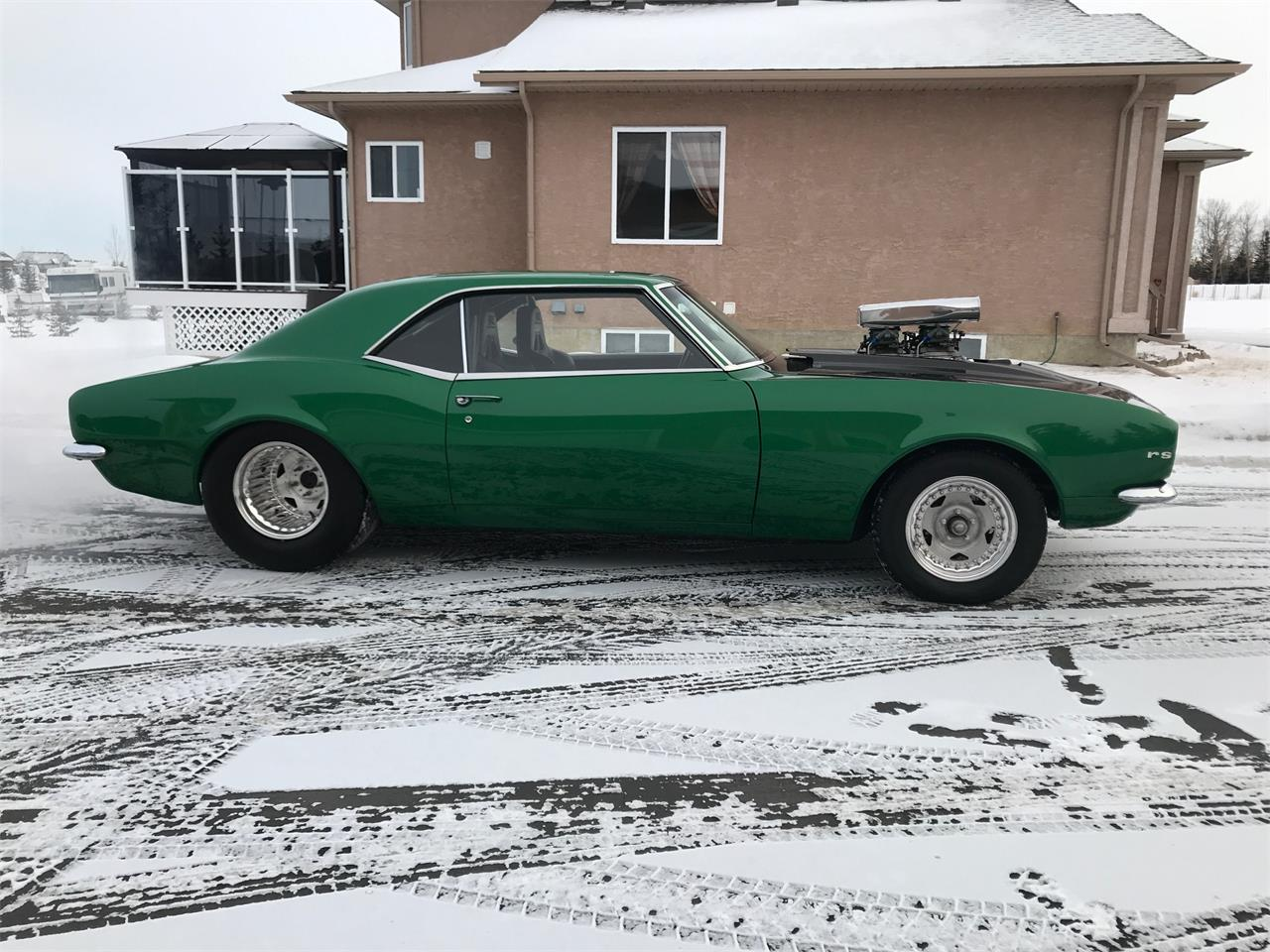 Large Picture of 1967 Camaro located in CALGARY Alberta - QQCP
