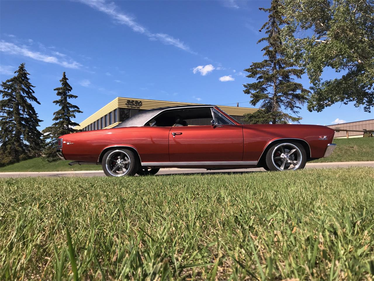 Large Picture of '67 Chevelle Offered by Muscle Car Trader - QQCT