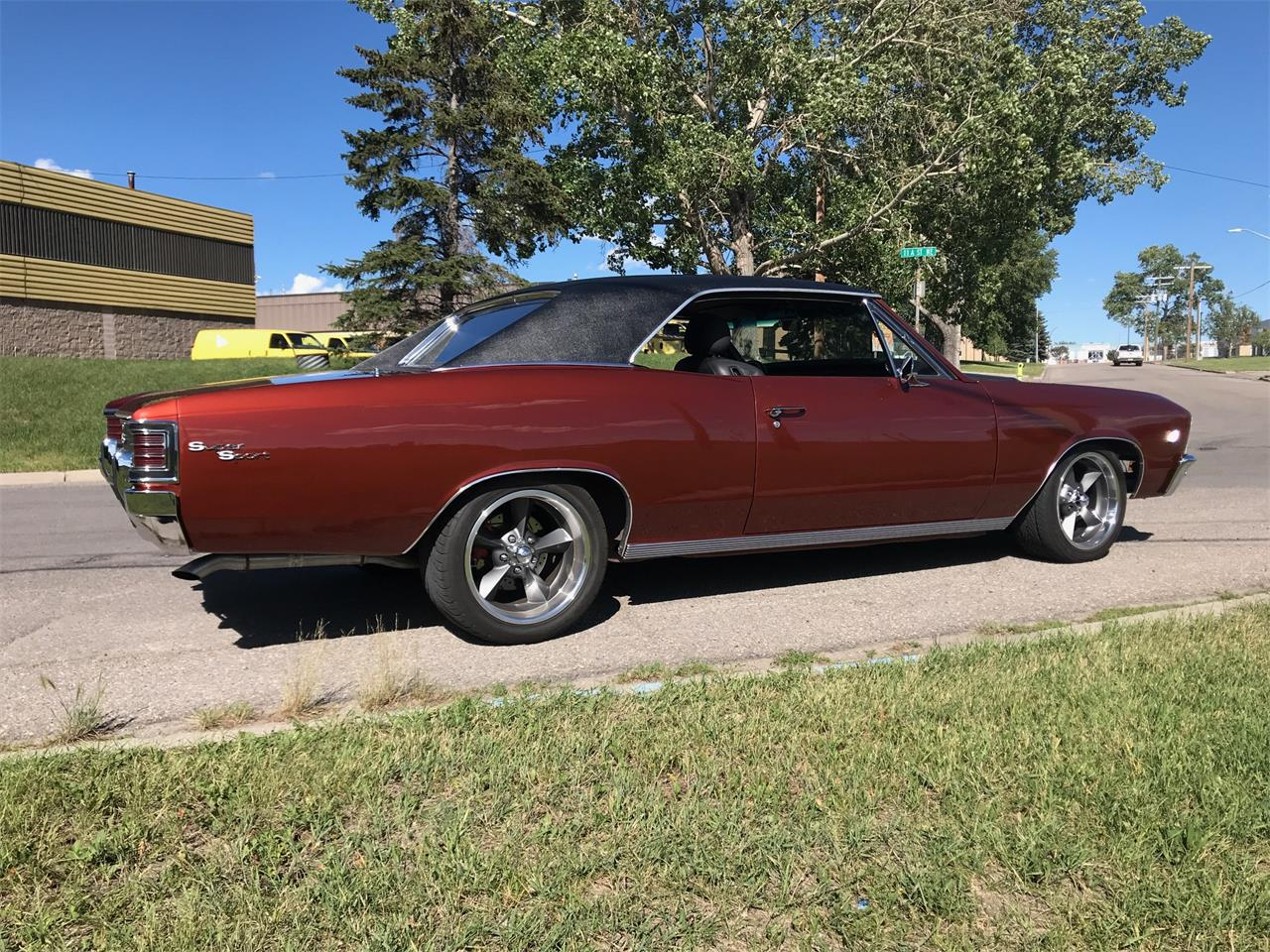 Large Picture of '67 Chevelle - QQCT