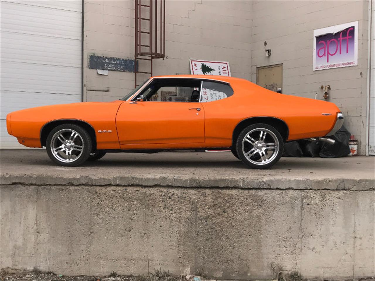Large Picture of '69 GTO - QQCU