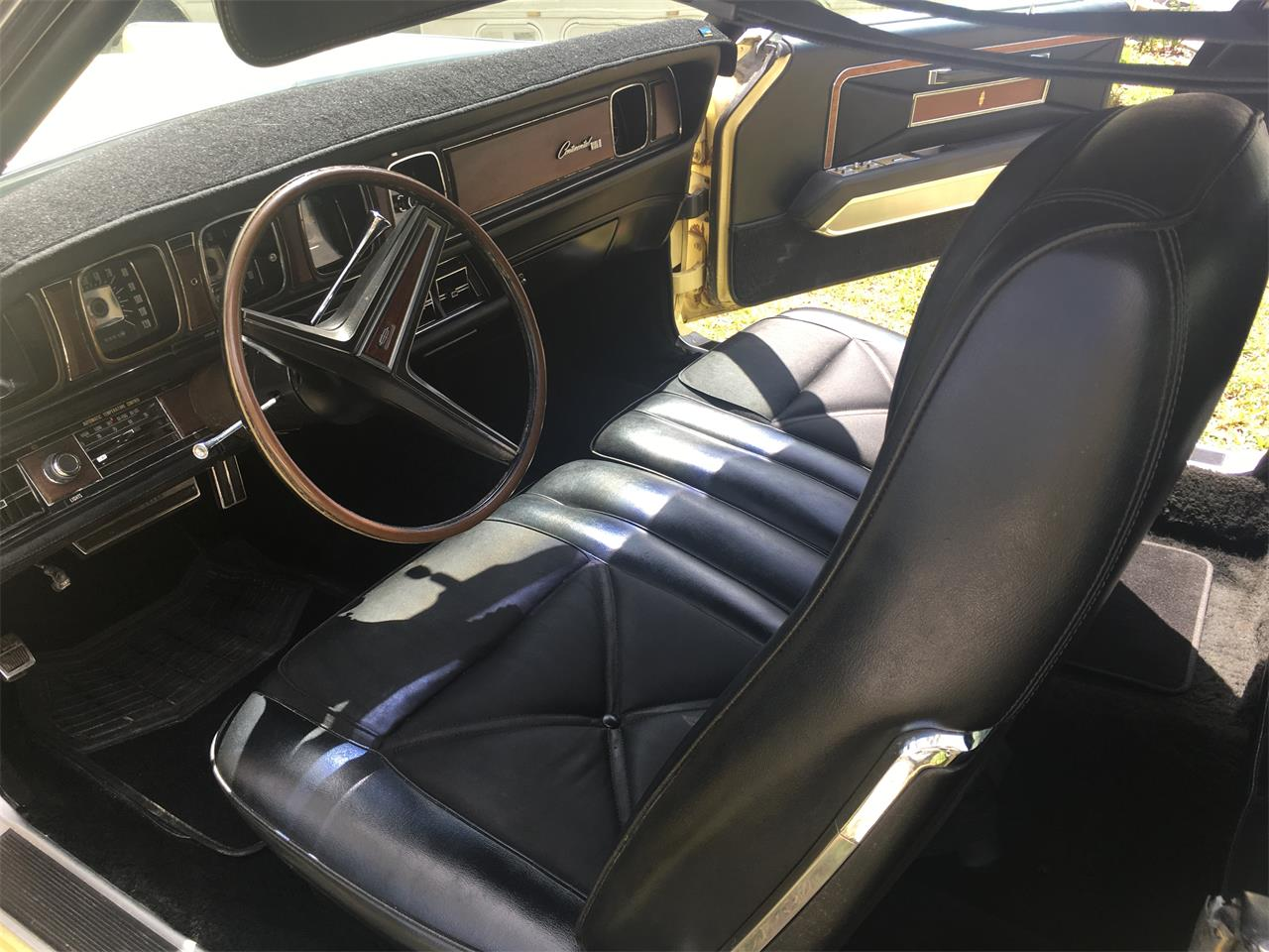 Large Picture of Classic 1971 Lincoln Continental Mark III Offered by a Private Seller - QQD3
