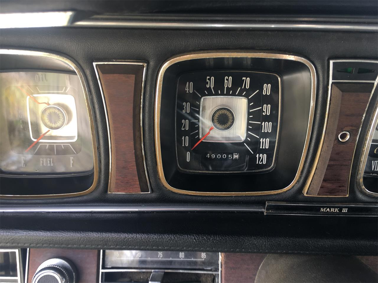 Large Picture of 1971 Continental Mark III - QQD3
