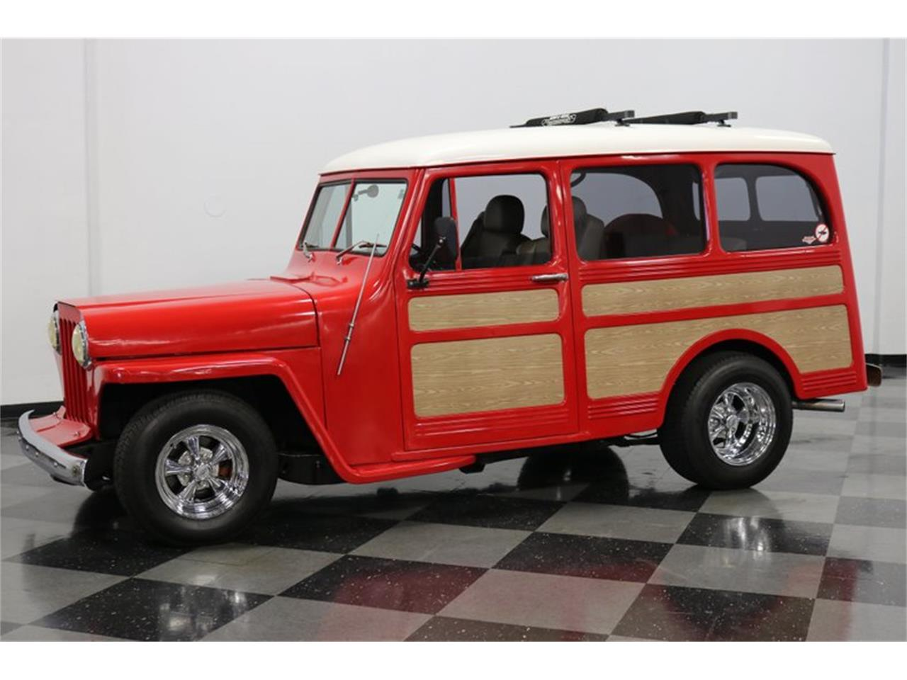 Large Picture of '47 Wagoneer - QQD8