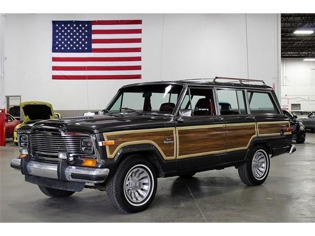 Picture of '85 Grand Wagoneer - QQDA