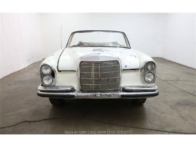 Picture of 1962 Mercedes-Benz 220SE - QQE9