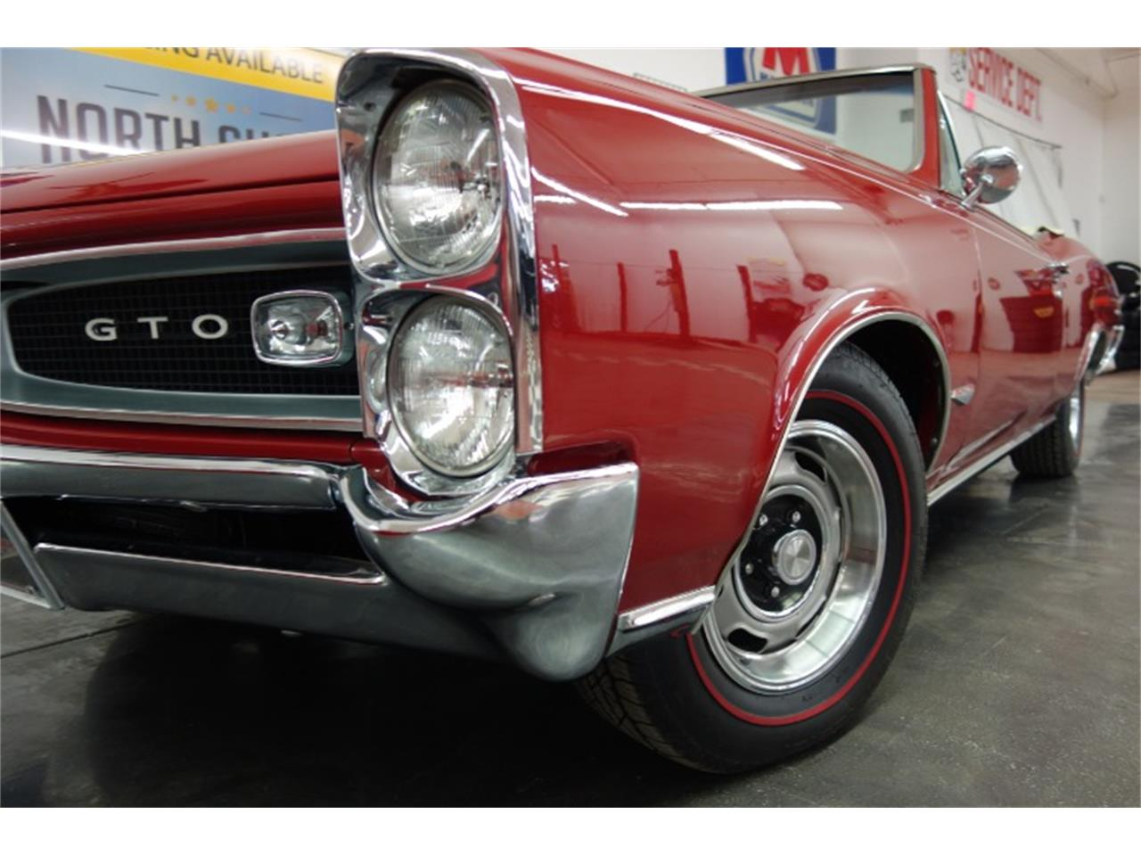 Large Picture of Classic '66 Pontiac GTO located in Illinois Offered by North Shore Classics - QQEA