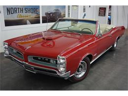 Picture of Classic '66 GTO located in Mundelein Illinois - $44,750.00 - QQEA