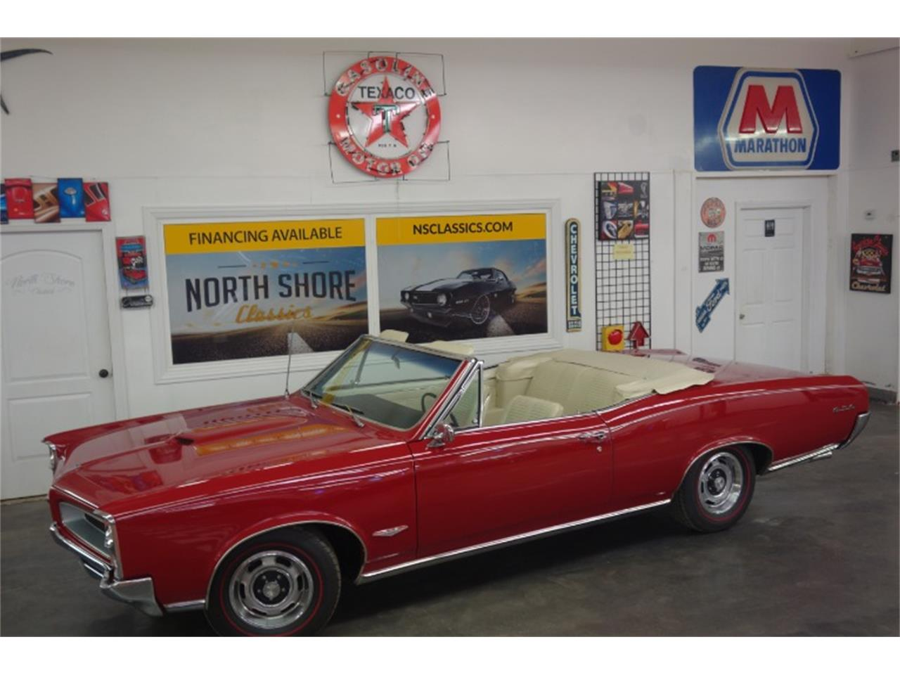 Large Picture of Classic 1966 GTO located in Mundelein Illinois - QQEA
