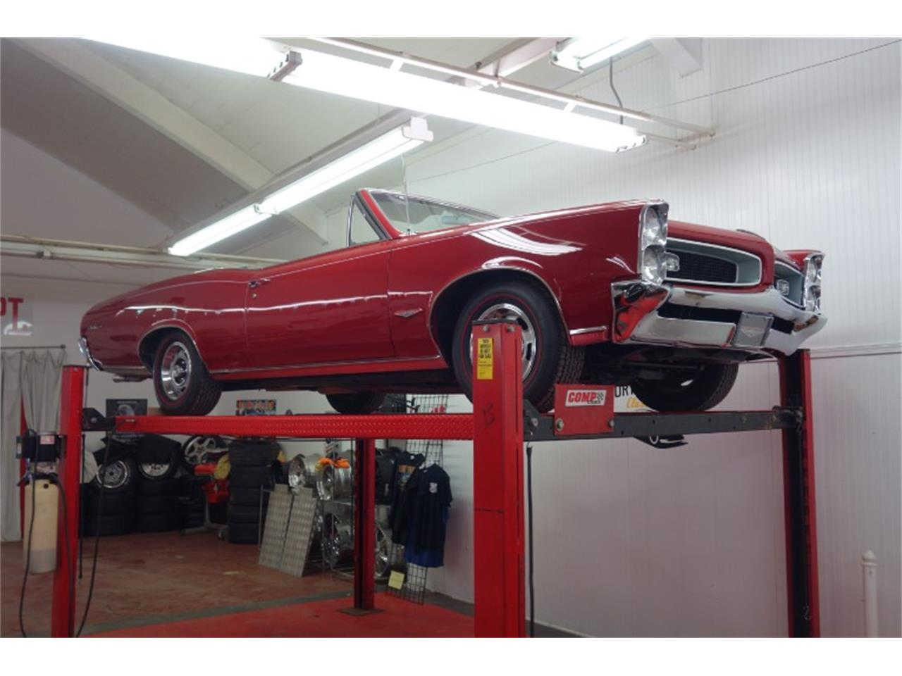 Large Picture of '66 GTO - $44,750.00 Offered by North Shore Classics - QQEA