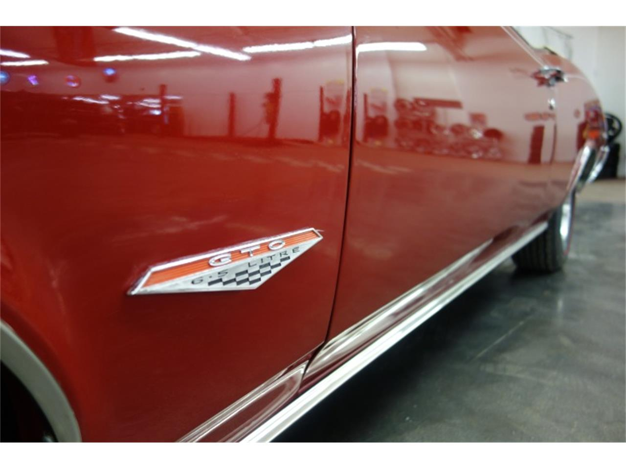 Large Picture of Classic '66 GTO Offered by North Shore Classics - QQEA