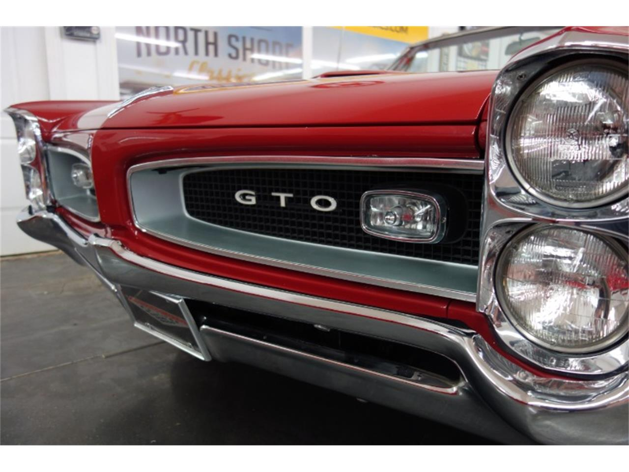 Large Picture of 1966 GTO Offered by North Shore Classics - QQEA