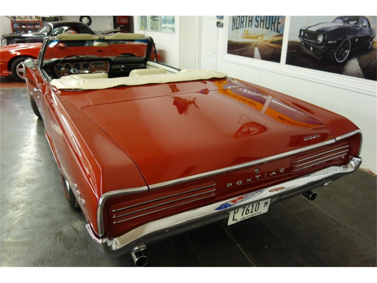 Large Picture of '66 GTO located in Mundelein Illinois - $44,750.00 Offered by North Shore Classics - QQEA