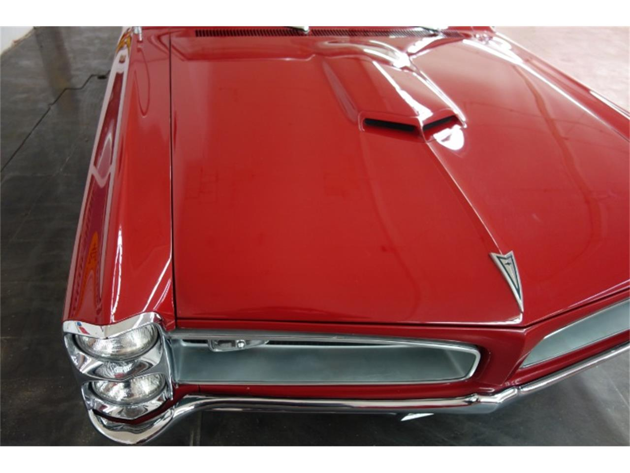 Large Picture of '66 Pontiac GTO located in Mundelein Illinois - $44,750.00 Offered by North Shore Classics - QQEA