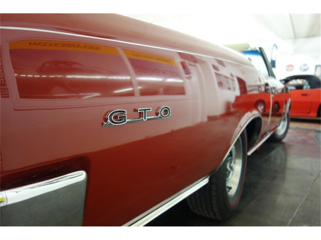 Large Picture of Classic '66 Pontiac GTO - $44,750.00 Offered by North Shore Classics - QQEA