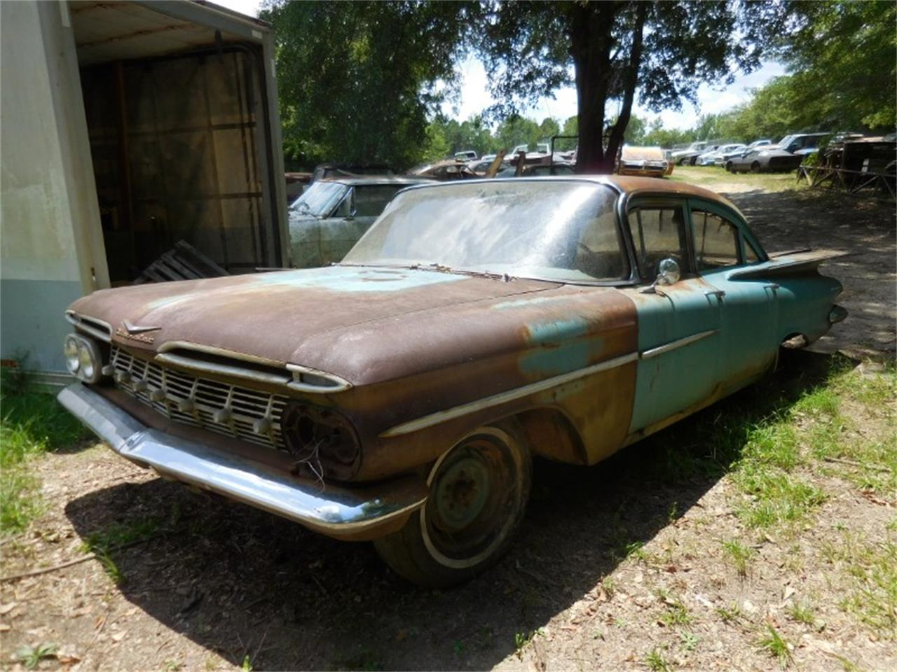 Large Picture of '59 Biscayne located in South Carolina Offered by Classic Cars of South Carolina - QQEM