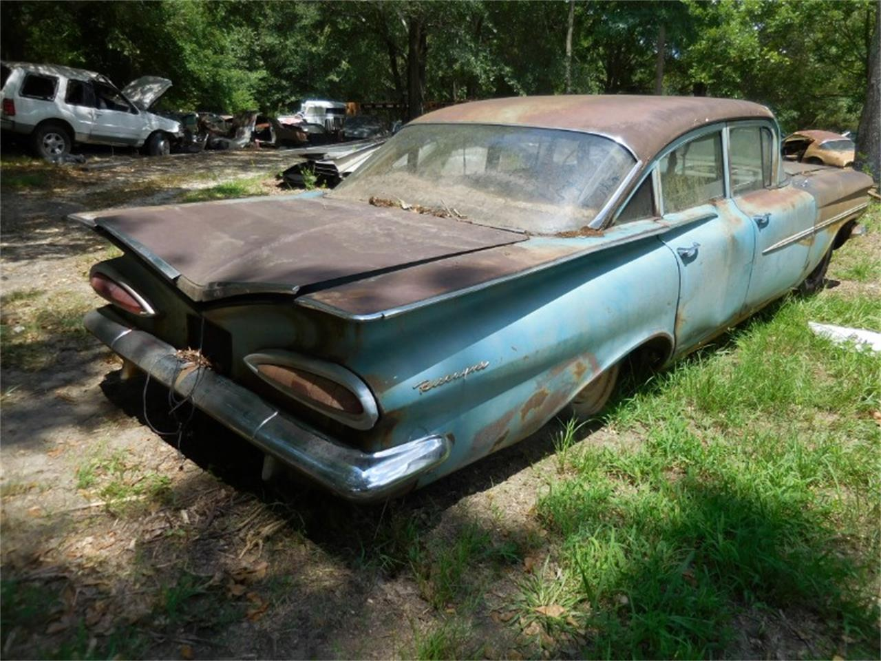 Large Picture of 1959 Biscayne - $4,500.00 - QQEM