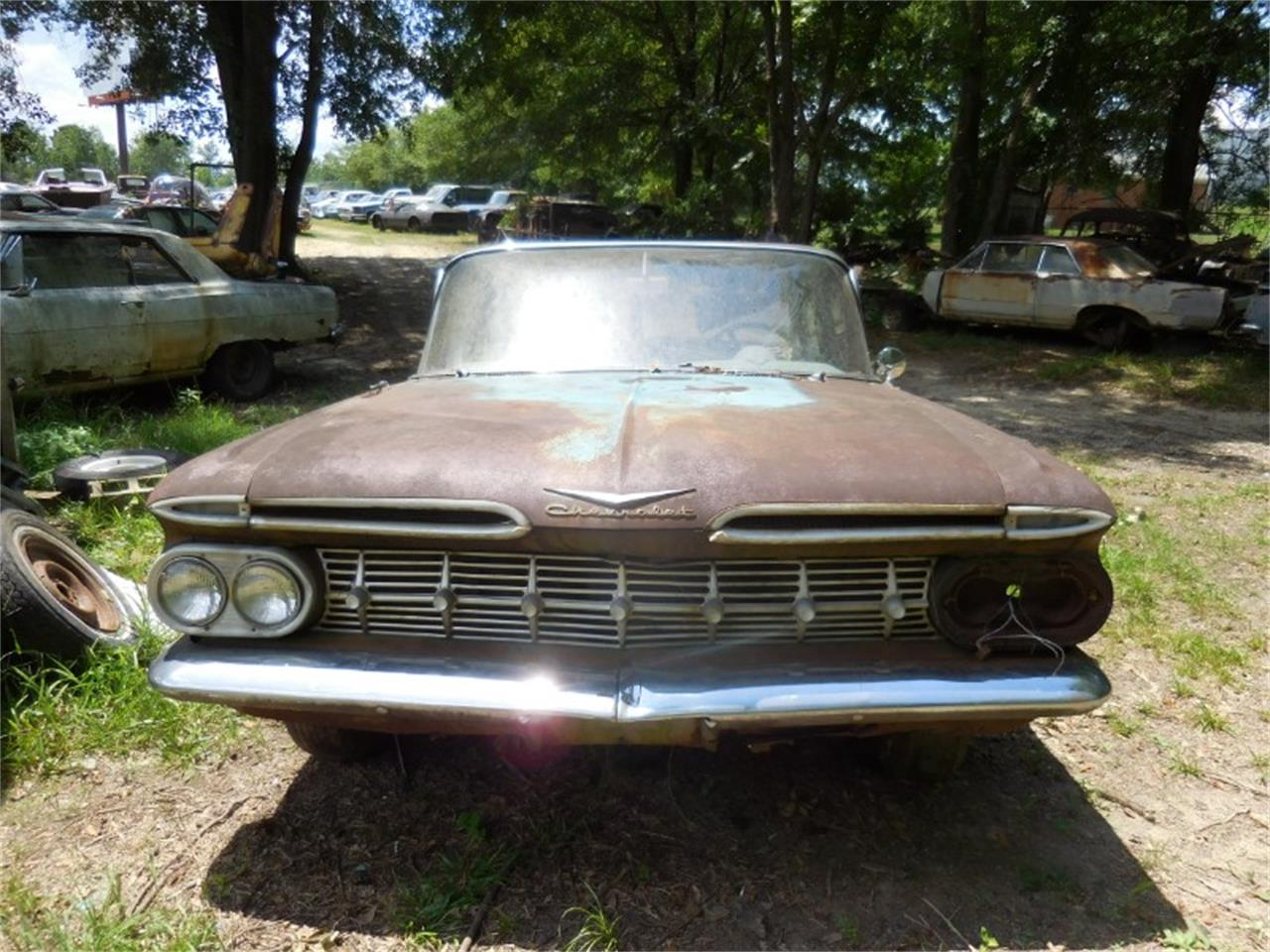 Large Picture of 1959 Biscayne Offered by Classic Cars of South Carolina - QQEM