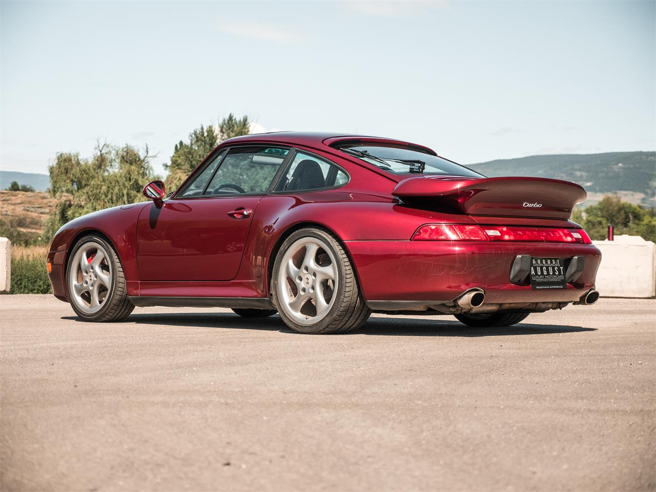Large Picture of '97 911 Carrera - QQER