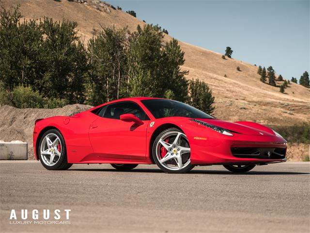 Picture of '11 Ferrari 458 Offered by  - QQES