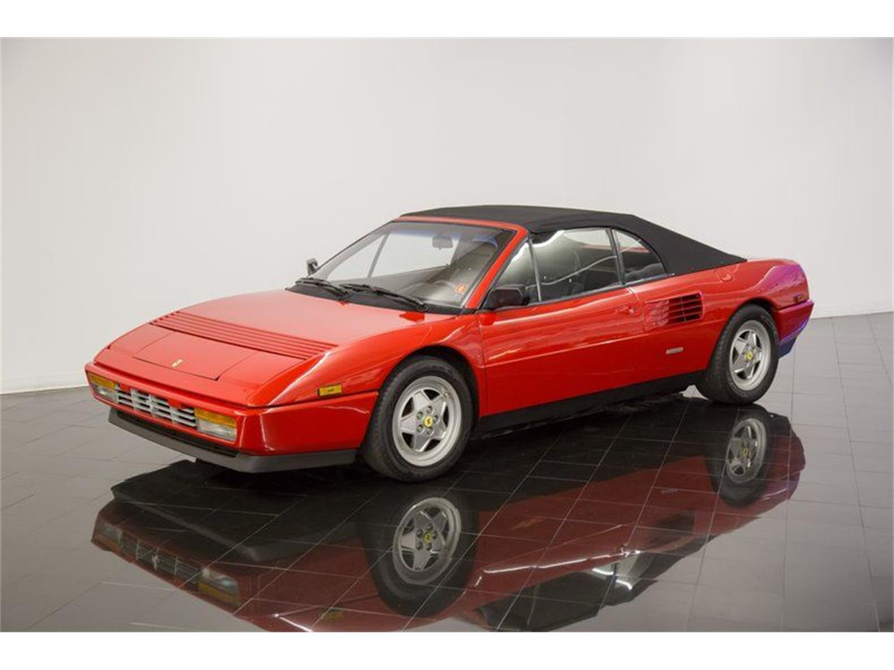 Large Picture of 1989 Mondial located in Missouri - $54,900.00 Offered by St. Louis Car Museum - QQFD