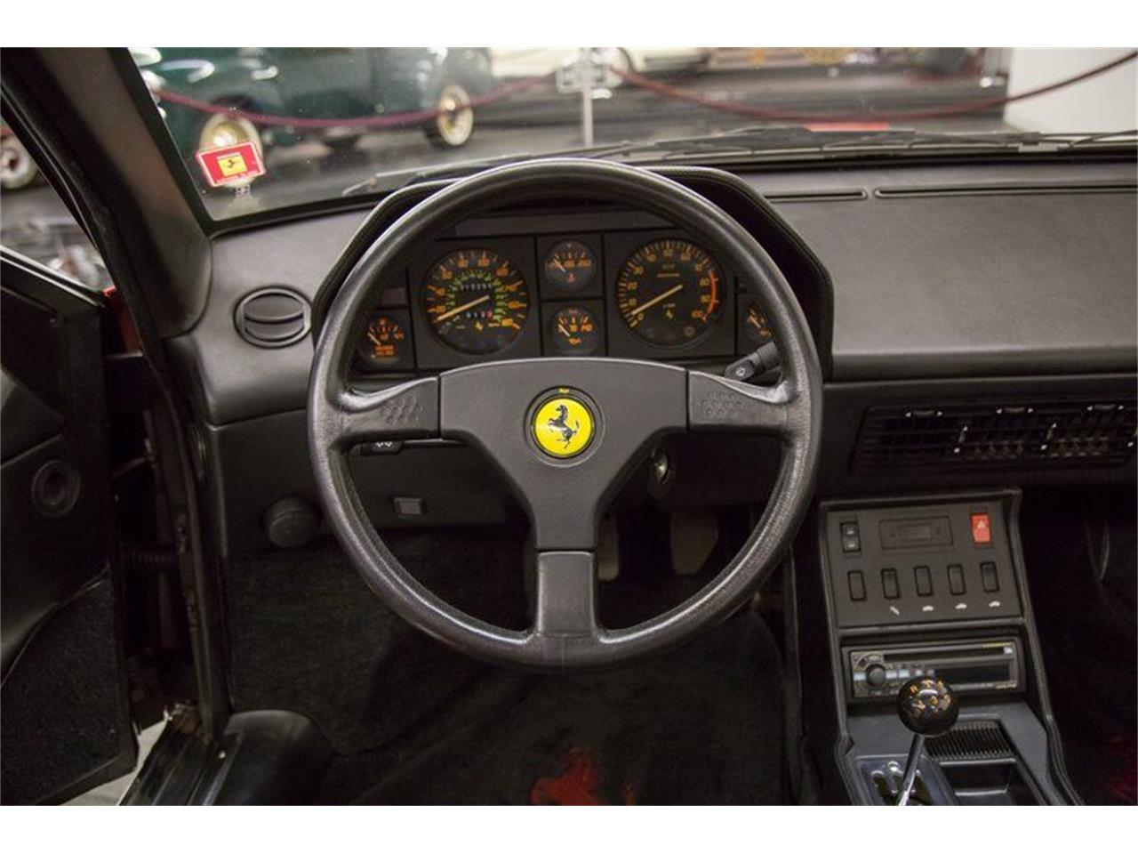 Large Picture of '89 Mondial Offered by St. Louis Car Museum - QQFD