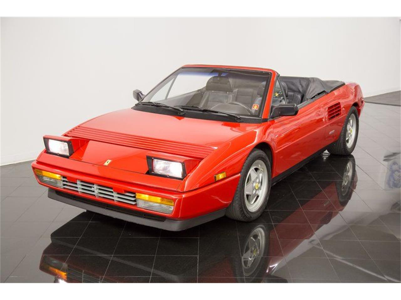 Large Picture of '89 Mondial located in St. Louis Missouri - $54,900.00 Offered by St. Louis Car Museum - QQFD