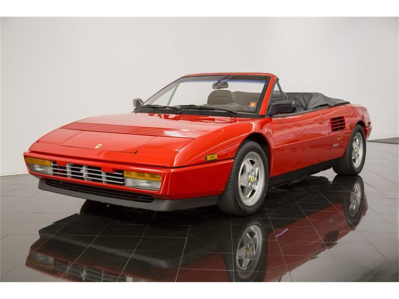 Large Picture of '89 Ferrari Mondial located in Missouri - $54,900.00 - QQFD