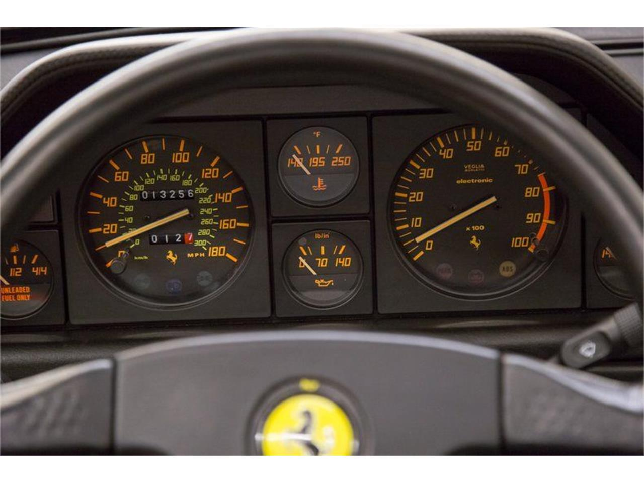 Large Picture of '89 Mondial - $54,900.00 Offered by St. Louis Car Museum - QQFD