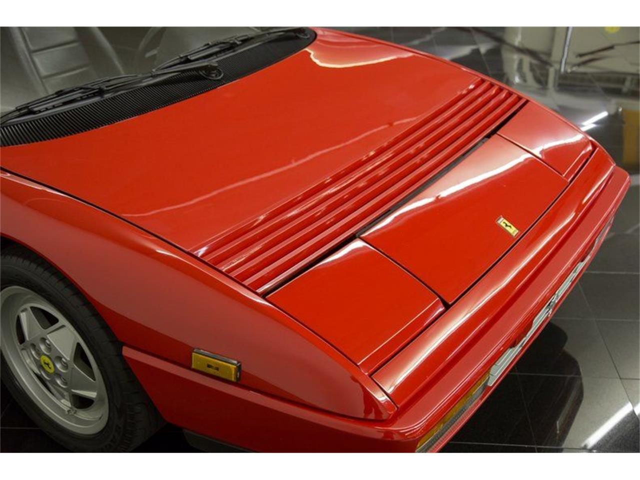 Large Picture of '89 Mondial located in Missouri - $54,900.00 Offered by St. Louis Car Museum - QQFD