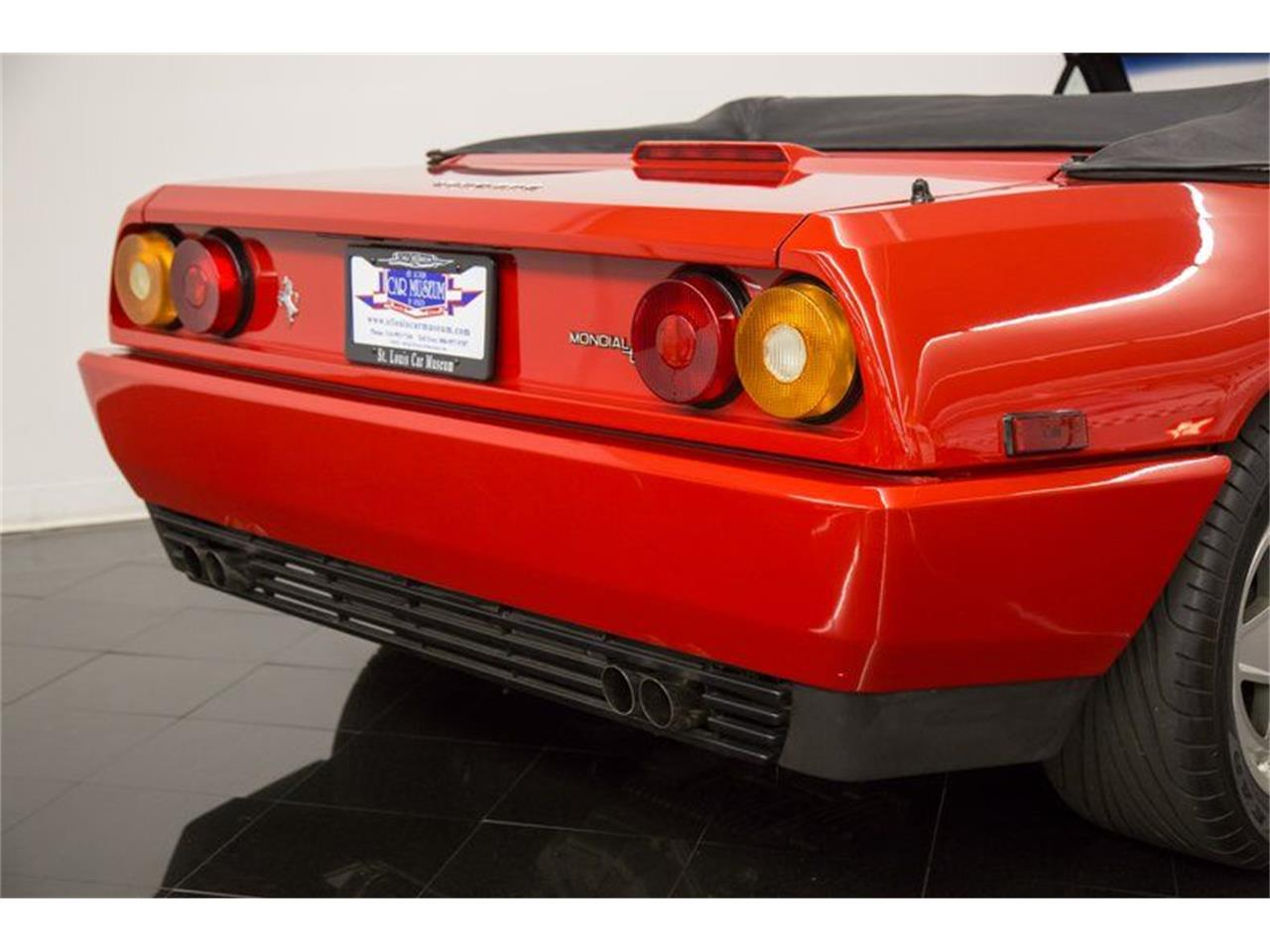 Large Picture of 1989 Ferrari Mondial - QQFD