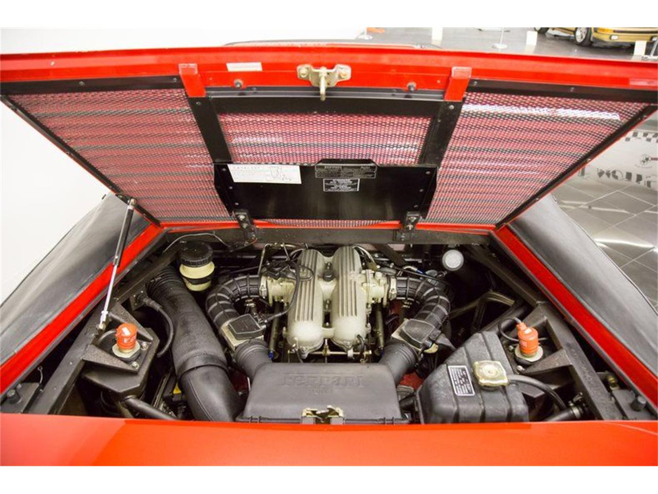 Large Picture of 1989 Ferrari Mondial Offered by St. Louis Car Museum - QQFD