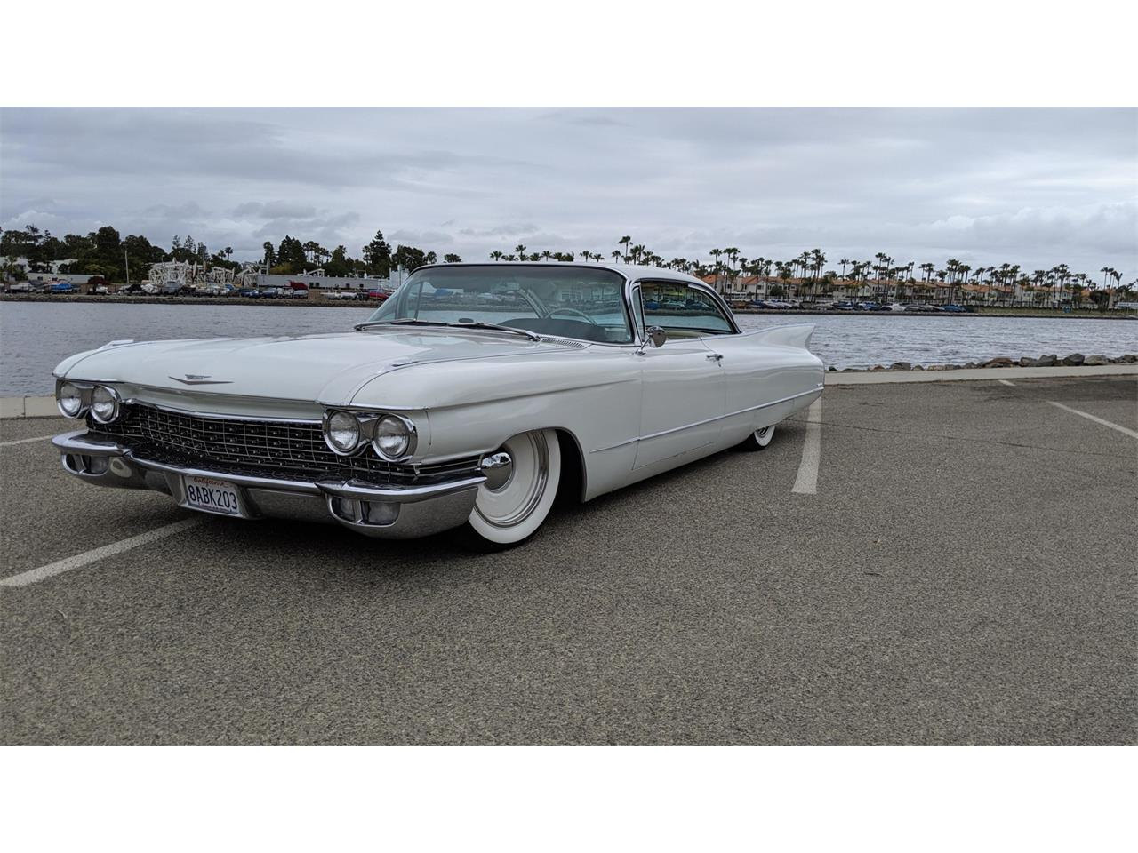 Large Picture of '60 Coupe DeVille - QQFG